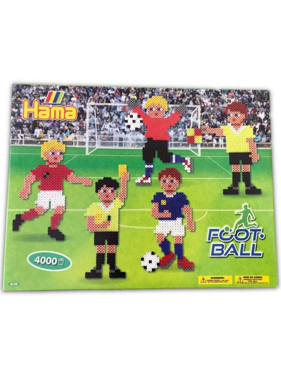 Hama Bügelperlenset Fußball